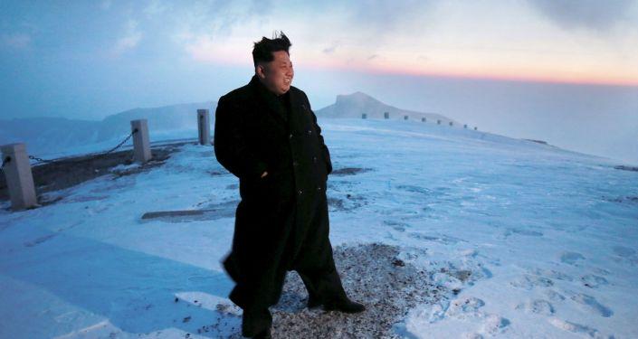 Le mystère du mont sacré de Kim Jong-il enfin dévoilé!
