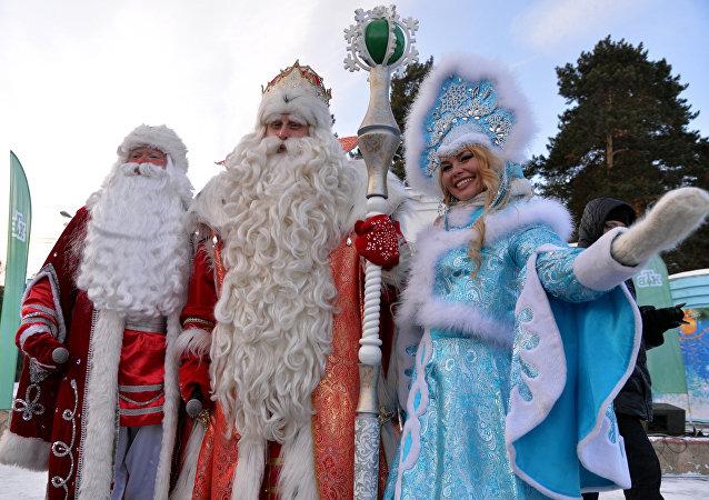 Ded Moroz russe