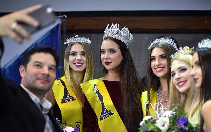 Les gagnantes du concours Top-modèle de Russie 2016