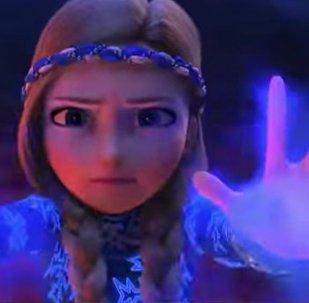La Reine des neiges russe revient sur les écrans