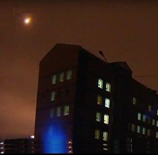 Une météorite tombe près de la plus grande centrale hydraulique russe