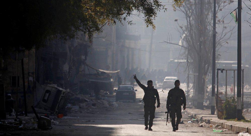 L'armée syrienne reprend le contrôle de 93% du territoire d'Alep