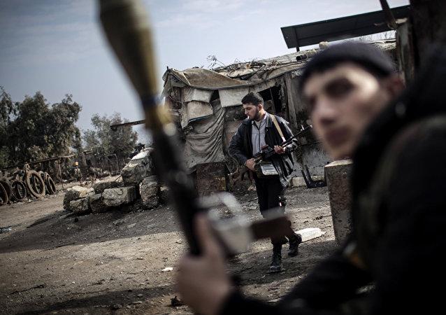 L'Armée syrienne libre