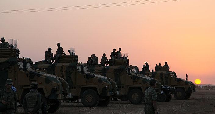 Les militaires turcs