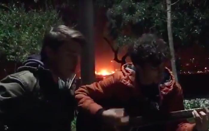 L'explosion à Istanbul captée en vidéo