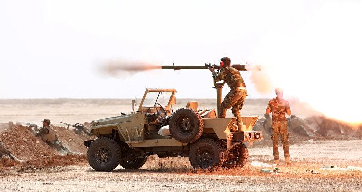 Combats à Mossoul