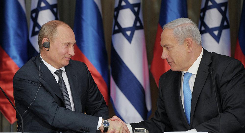Négociations Poutine-Netanyahu