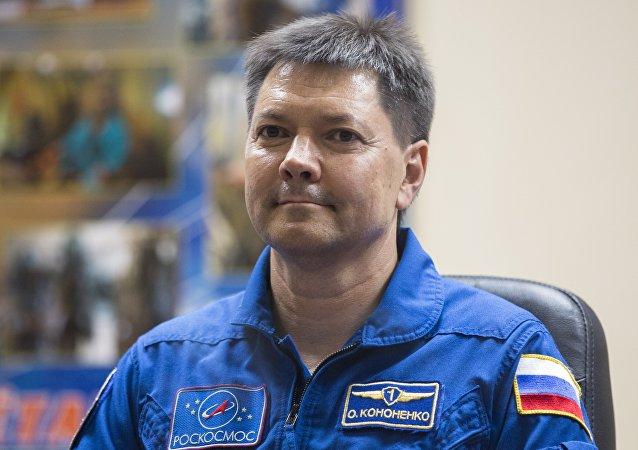 Cosmonaute russe Oleg Kononenko
