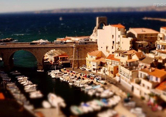 Merveilleuse Marseille!