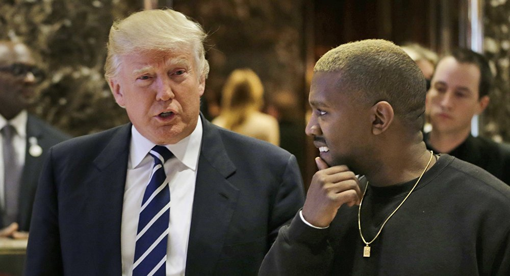 Kanye West change de nom mais soutient toujours Donald Trump