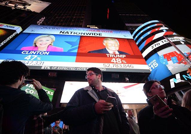 Élections présidentielles US