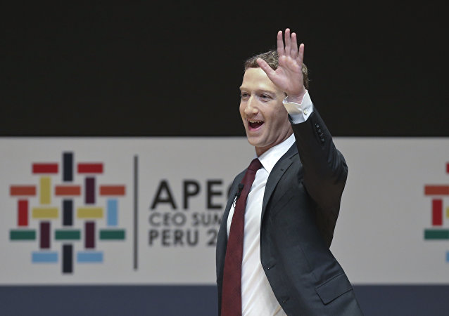 Mark Zuckerberg, futur président américain?