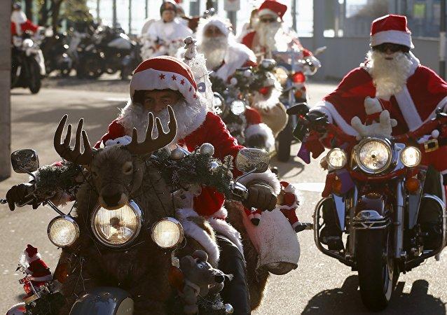 Le mystère du Père Noël est élucidé