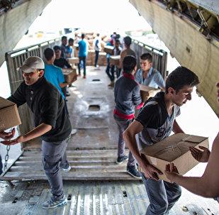 L'aide humanitaire russe en Syrie intensifiée sur fond de cessez-le-feu