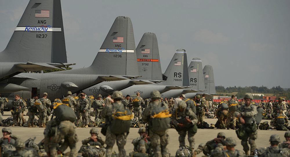 La base aérienne de Ramstein