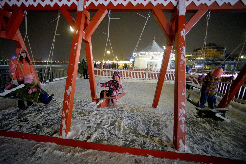 Un conte de Noël s'invite à Kazan