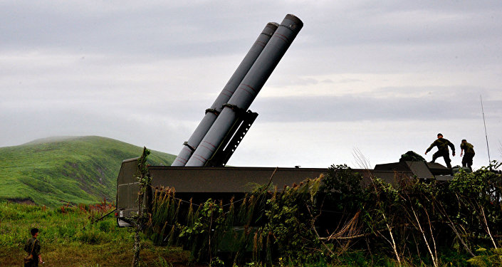 Des systèmes russes de missiles antinavires en action lors de manœuvres en Crimée