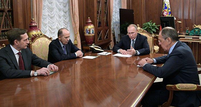 Poutine: le meurtre de l'ambassadeur russe en Turquie est une provocation