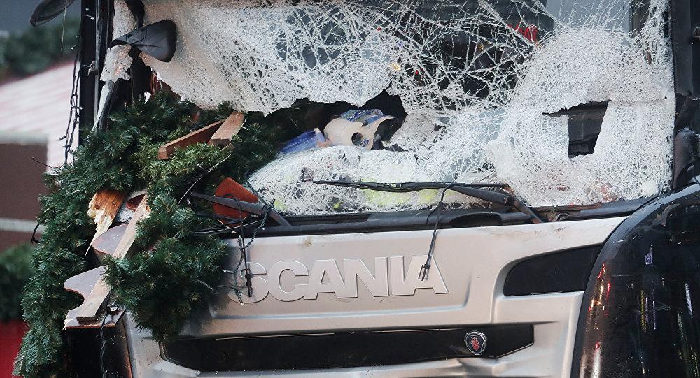Attentat au camion à Berlin