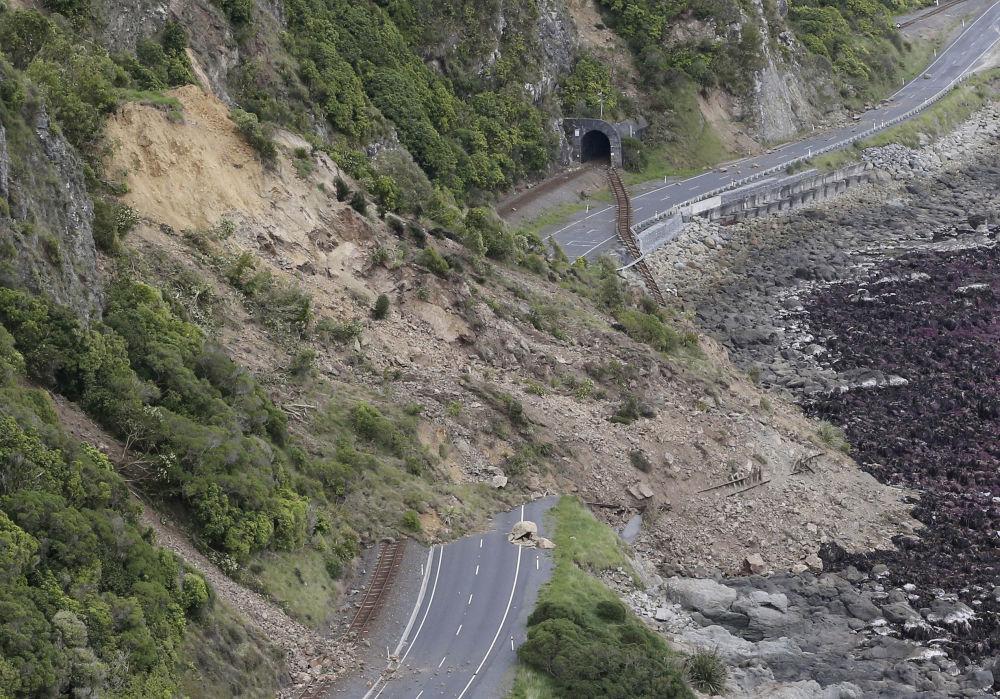 Les catastrophes naturelles qui ont marqué l'année 2016