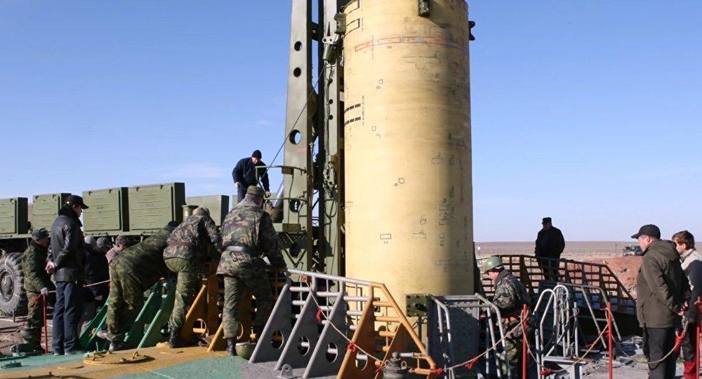 missile russe Nudol