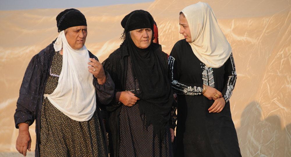 des femmes irakiennes