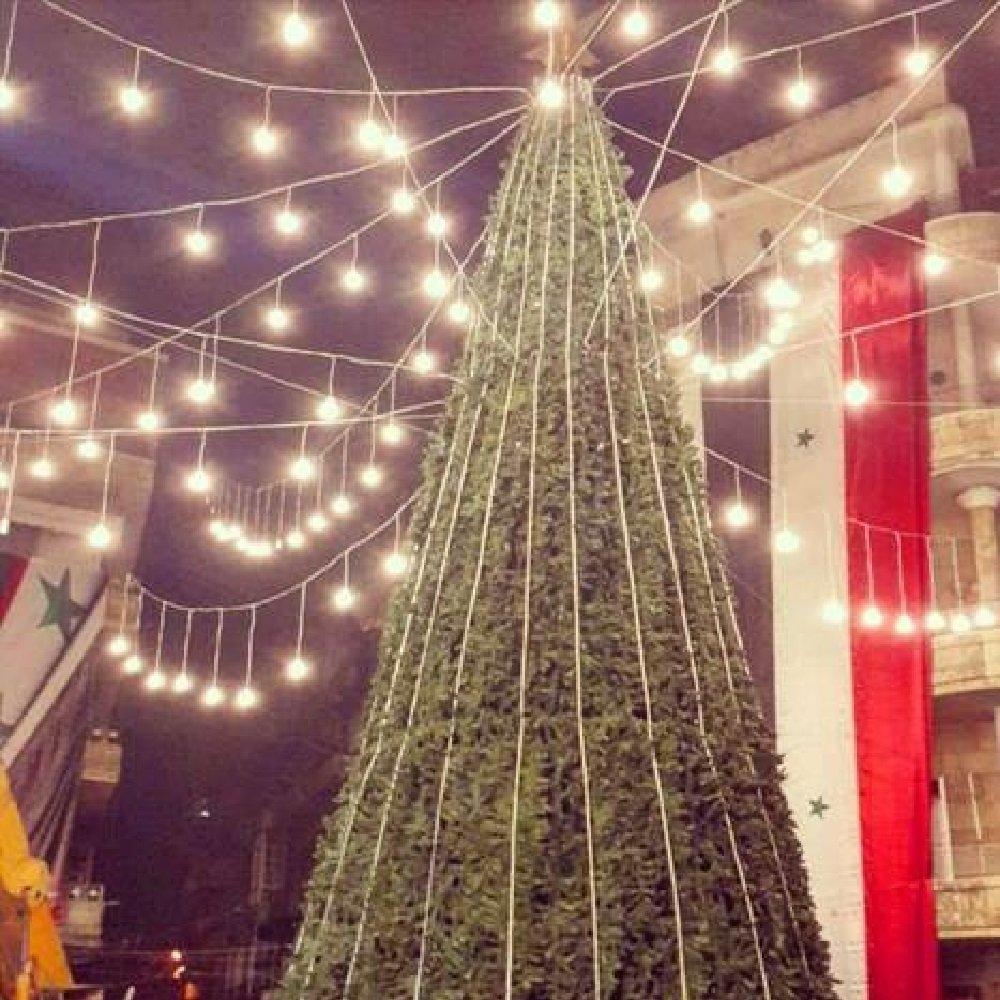 Alep et Noël