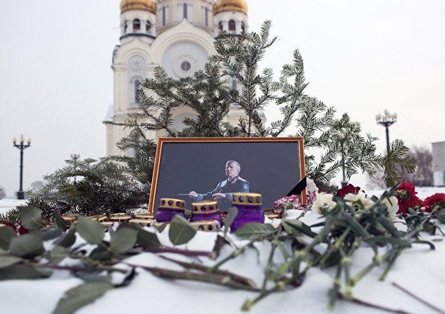 Crash du Tu-154: la Russie est en deuil et pleure les victimes de la tragédie