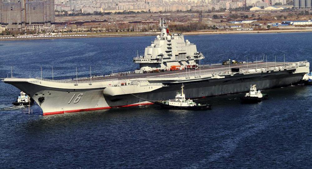 Porte-avions Liaoning