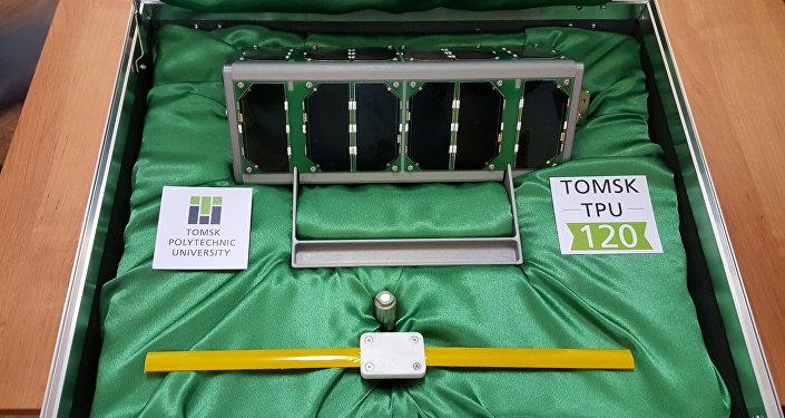 Le satellite russe fabriqué à l'aide d'une imprimante 3D est envoyé dans l'espace