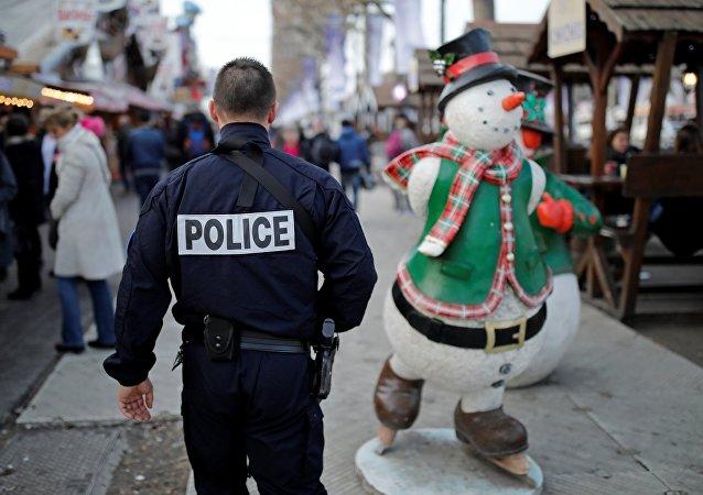 Réveillon 2016, la fête au milieu des cordons de sécurité