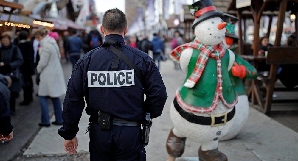 Paris va fêter la nouvelle année sur les Champs Élysées — Réveillon