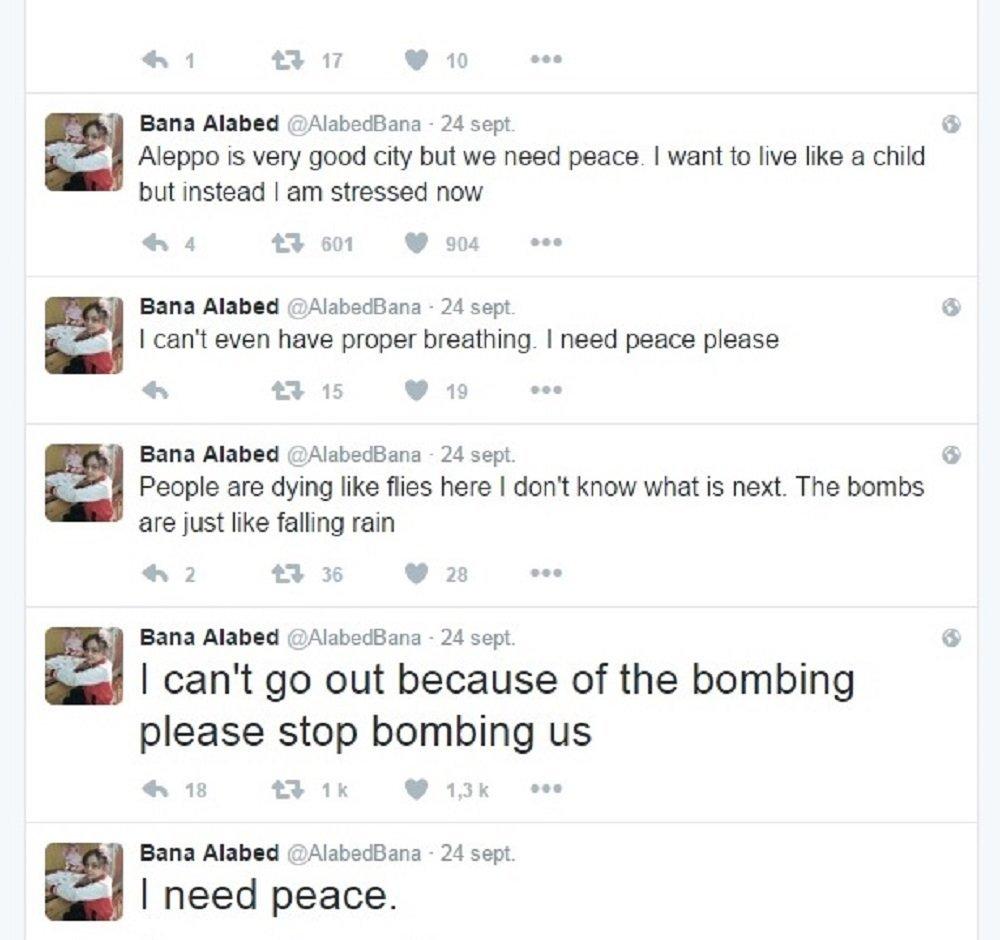Premiers Tweets de Bana et de sa maman