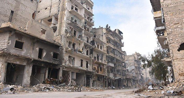 Damas ratifie le plan de redressement d'Alep