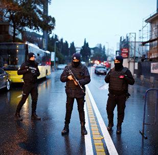 Attentat d'Istanbul: un véritable arsenal découvert chez le terroriste