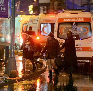 L'attaque d'Istanbul