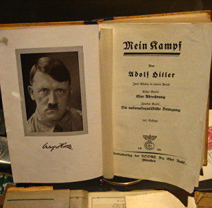 Hitlers Buch Mein Kampf