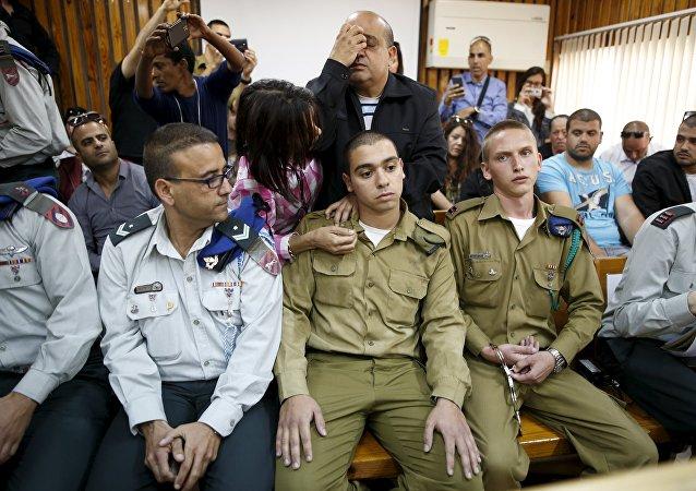 Un militaire israélien reconnu coupable du meurtre d'un Palestinien blessé