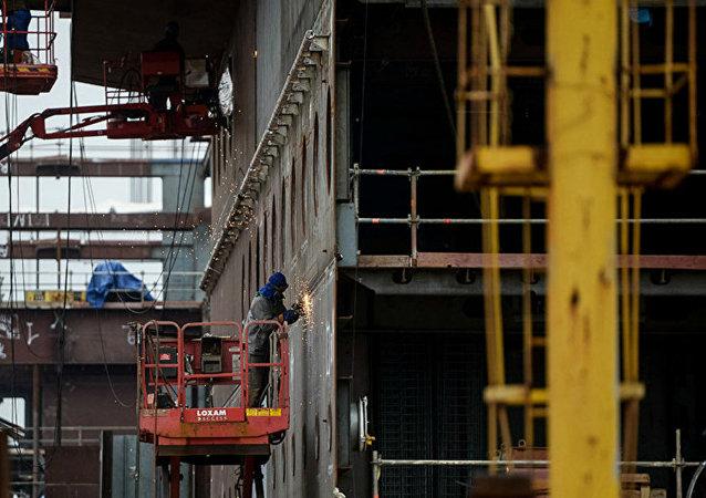 Reprise des chantiers navals de Saint-Nazaire: le social toujours dans le flou