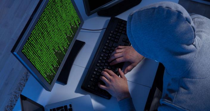 un Hacker au travail