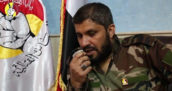 Maytham al-Zaïdi,superviseur général de la mobilisation populaire irakienne