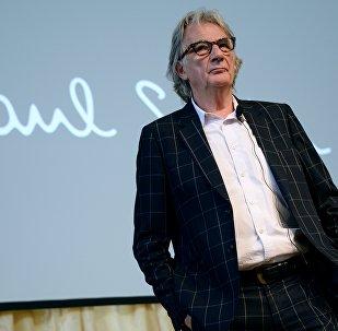 Paul Smith, styliste anglais