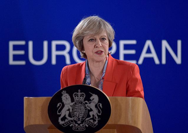 Theresa May promet de ne «jamais» céder sur la souveraineté de Gibraltar