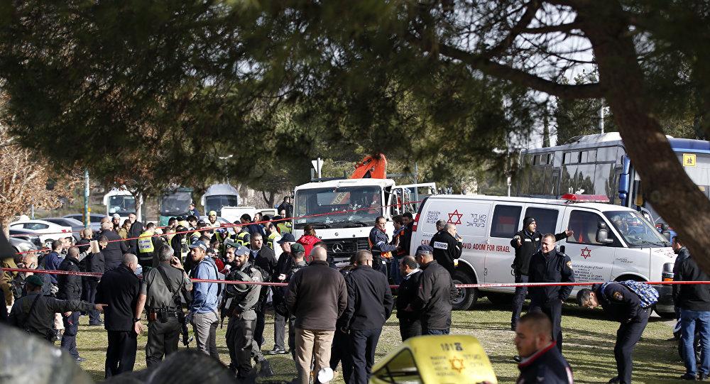 Netanyahu: l'auteur de l'attaque de Jérusalem visiblement lié à Daech