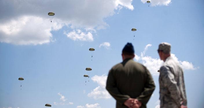 OTAN exercices militaires