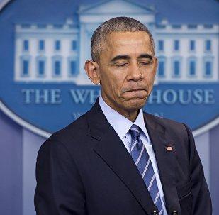 Président sortant Barack Obama