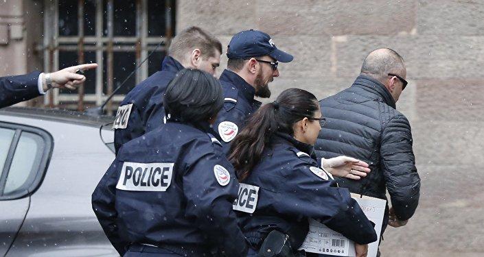 L'ancien premier ministre kosovar Ramush Haradinaj est détenu en France