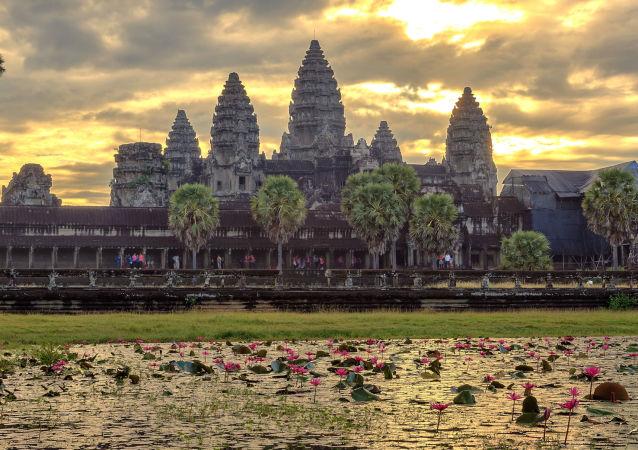 Angkor: le chef d'œuvre en pierre de l'art khmer