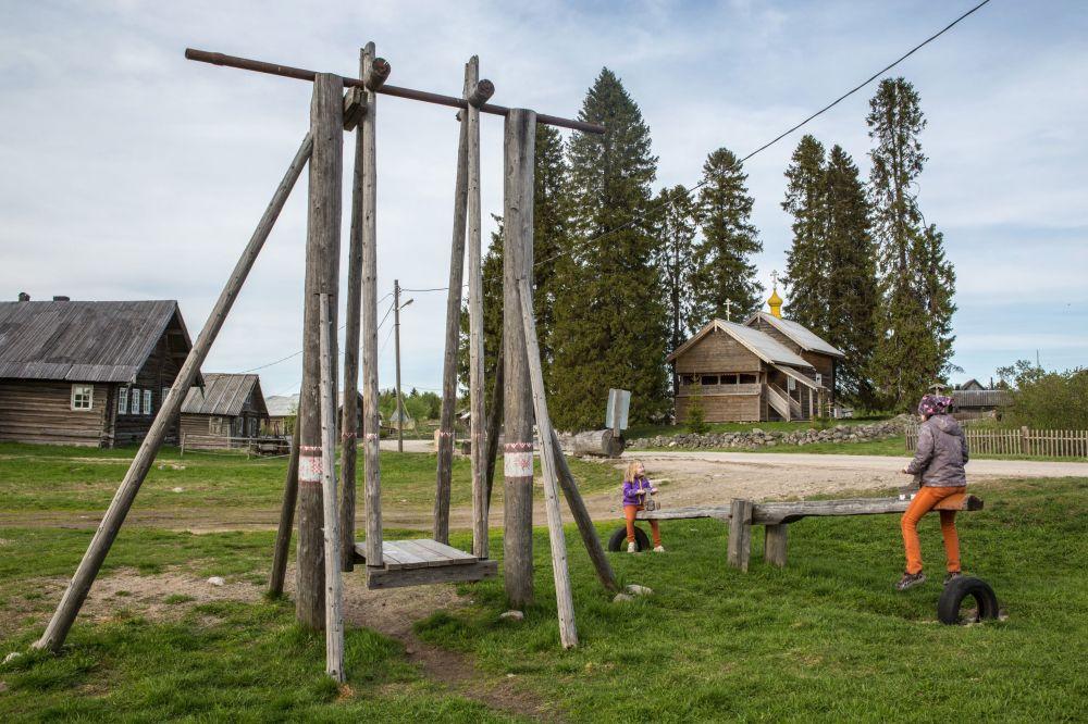 Le plus beau village russe