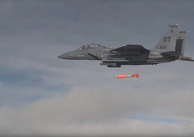 Les USA testent une nouvelle bombe thermonucléaire